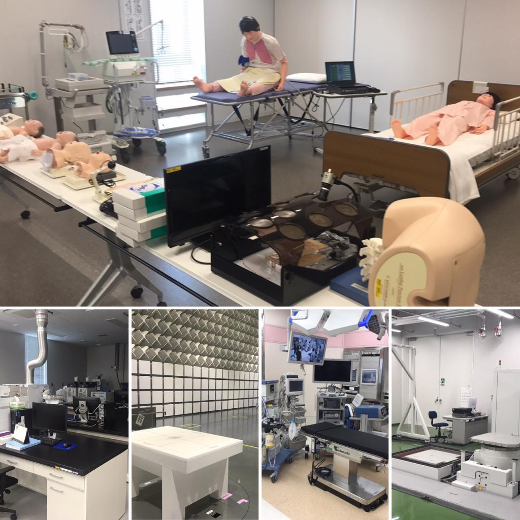 復興プロジェクト-ふくしま医療機器開発支援センター-