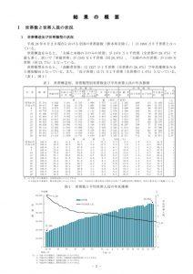 平成28年国民生活基礎調査_世帯数と世帯人員の状況のサムネイル