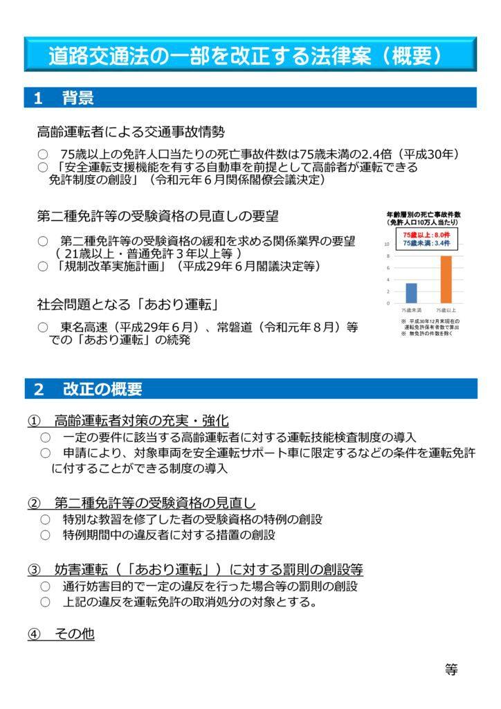 6 道路交通法の一部を改正する法律案(概要)_のサムネイル