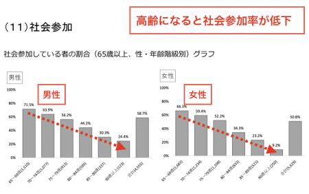 【政策資料集】高齢者と社会参加