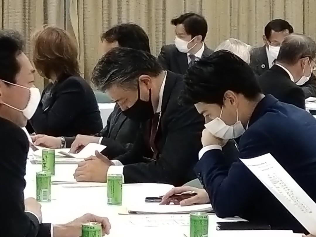 予算・税制等に関する政策懇談会