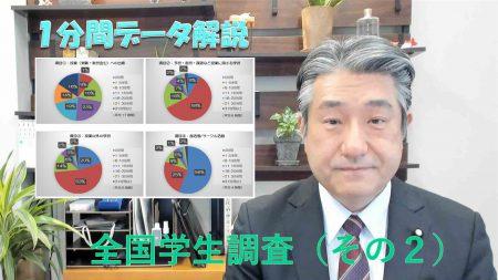 【データ解説】全国学生調査(その2)
