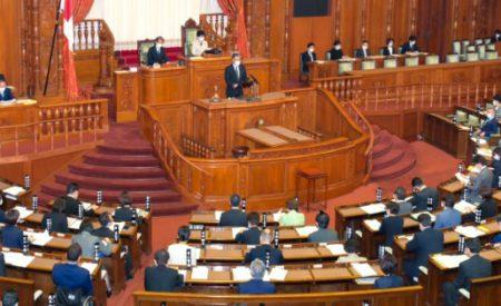 第204回 通常国会 参議院本会議 【令和3年5月19日】